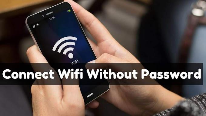 How to Connect Wifi without password - পাসওয়ার্ড ছাড়াই যেকোনো ওয়াইফাই কানেক্ট করবেন কিভাবে