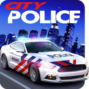 SAN ANDREAS City Police Driver for PC and MAC