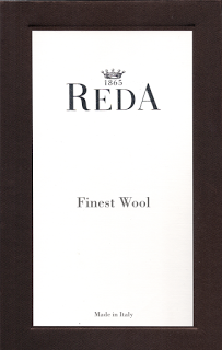 Reda Feinste Wolle Anzug € 750/-