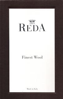 Reda Feinste Wolle Anzug € 750/-