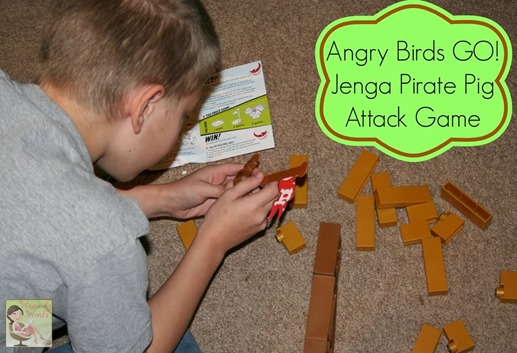 Jenga Pirate Pig Attack Game[5]