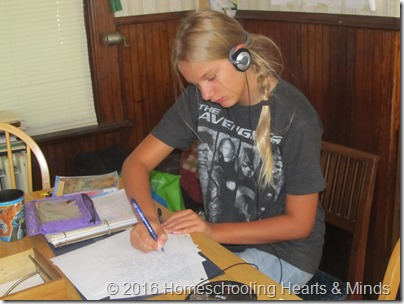 Homeschooling with Tunes