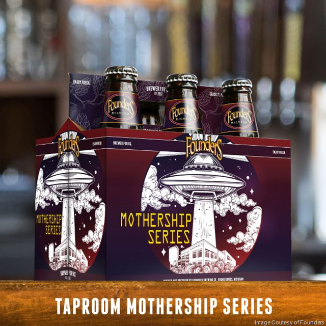 Founders Introduces the 2018 Mothership Series