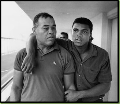 joe louis muhammad ali