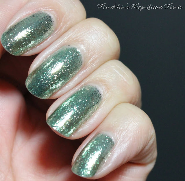 Holo Taco- Frosted Metals Collection- Mint Money