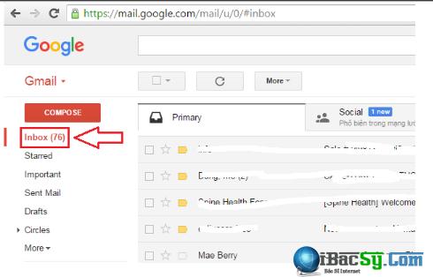 Inbox facebook và viết tắt IB fb có nghĩa là gì? + Hình 3