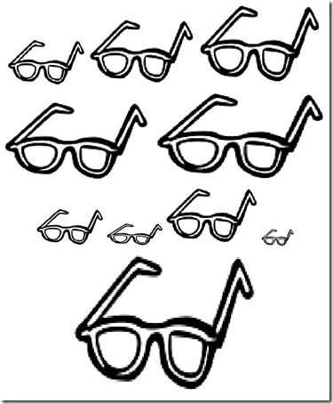 ordena las gafs