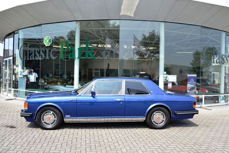 Bentley Hooper Turbo r 2 door Hooper & Co 2 door Rolls Royce