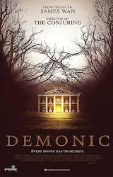 Demonic - Ngôi nhà ma