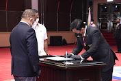 Marsekal TNI Hadi Tjahjanto Resmi Jabat Ketua Umum Forki Pusat  Masa Bhakti 2019-2023