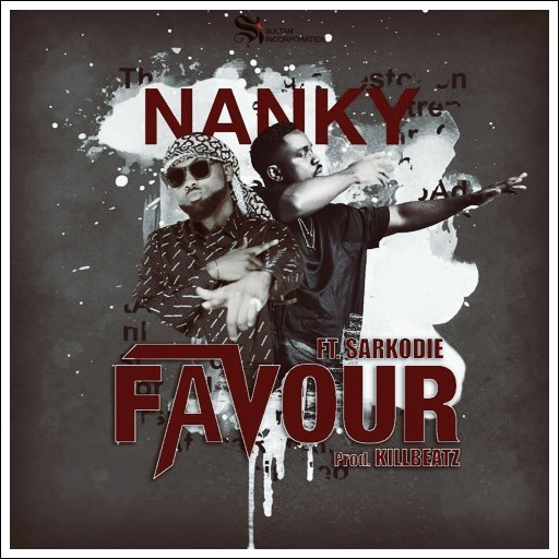 Nanky feat. Sarkodie – Favour (Produced by KillBeatz)-BrytGh.Com