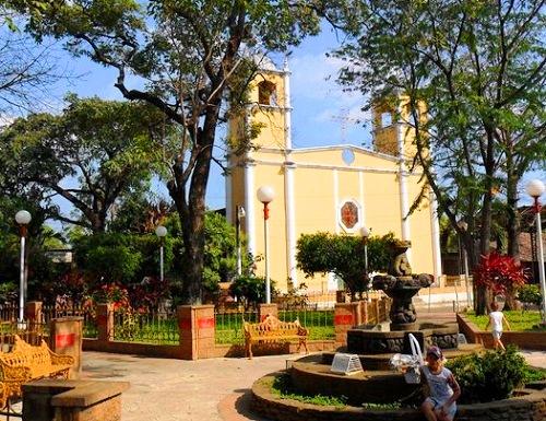 Santa Elena, Usulután, El Salvador
