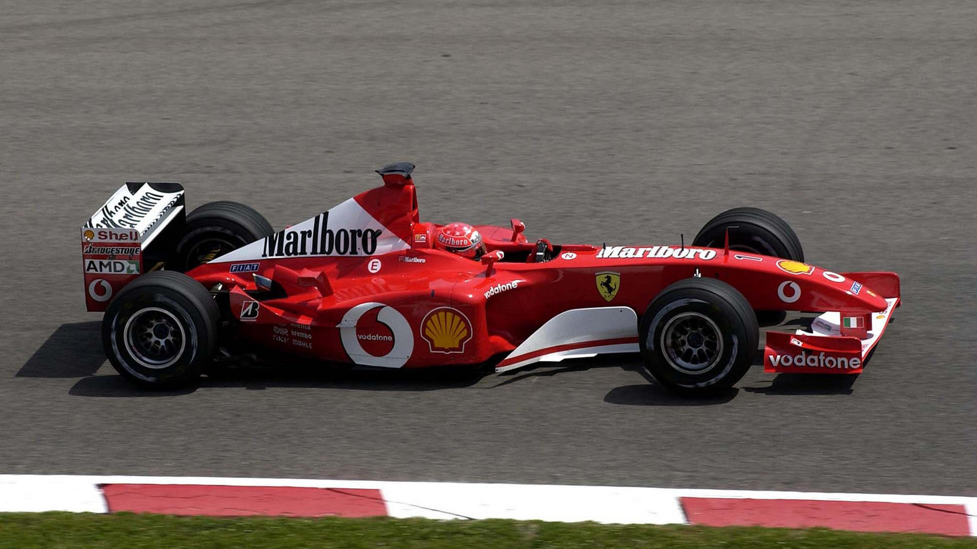 Hd Wallpapers 2002 Formula 1 Grand Prix Of Spain F1 Fansite