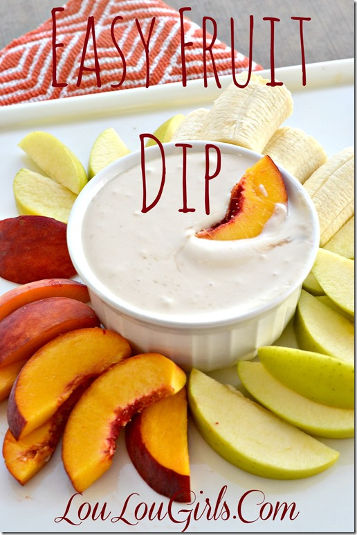 Easy-Fruit-Dip