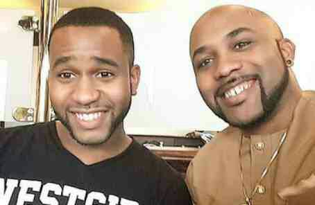 Check Out Banky W's Cute Younger Brother, Funmi Wellington (Photos)