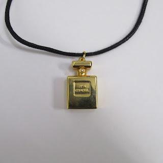 Chanel No.5 Pendant Necklace 1