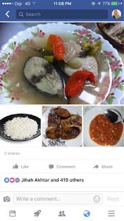 Resepi Kuah Singgang Ikan Tongkol