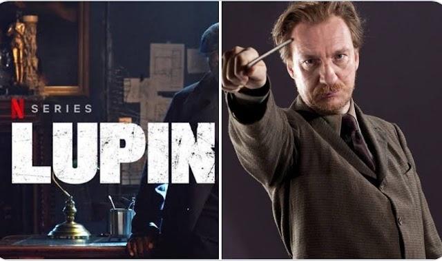 Lupin | Fãs de Harry Potter confundem o famoso ladrão com o bruxo