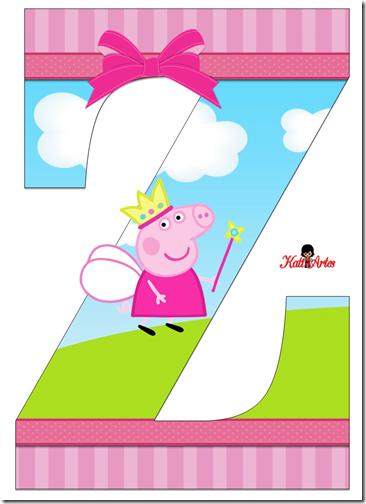 abecedario peppa pig blogcolorear com (26)