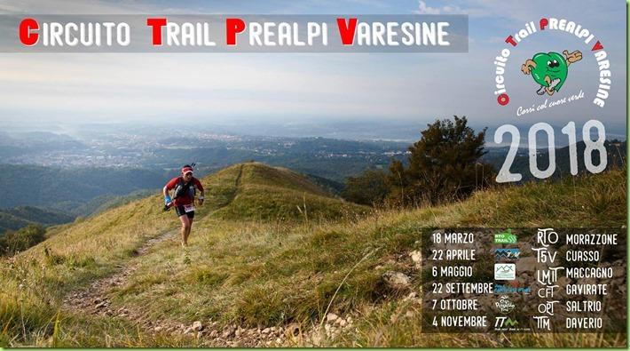 Circuito Trail Preaalpi Varesine