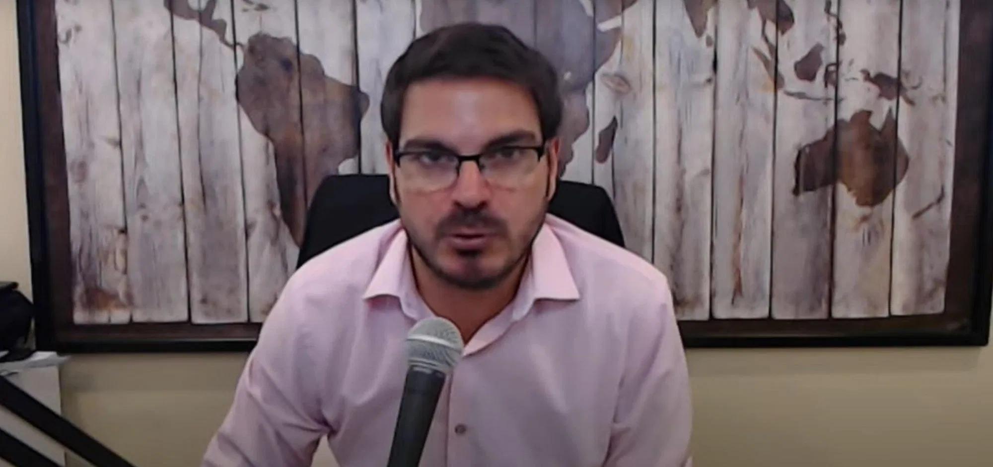 """Constantino: críticos patológicos de Bolsonaro """"deram munição ao PT. Agora aguenta"""""""