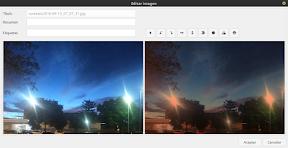 Efectos Instagram en Google Fotos de la mano de Picapy para Ubuntu. Ejemplo.