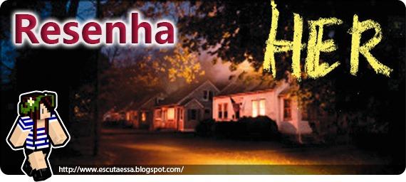!Banner Resenha - A Garota sem Passado