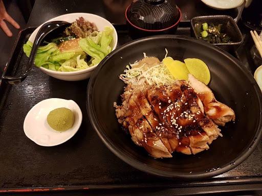 Standing Sushi Bar Set Lunch Marina Bay Link Mall