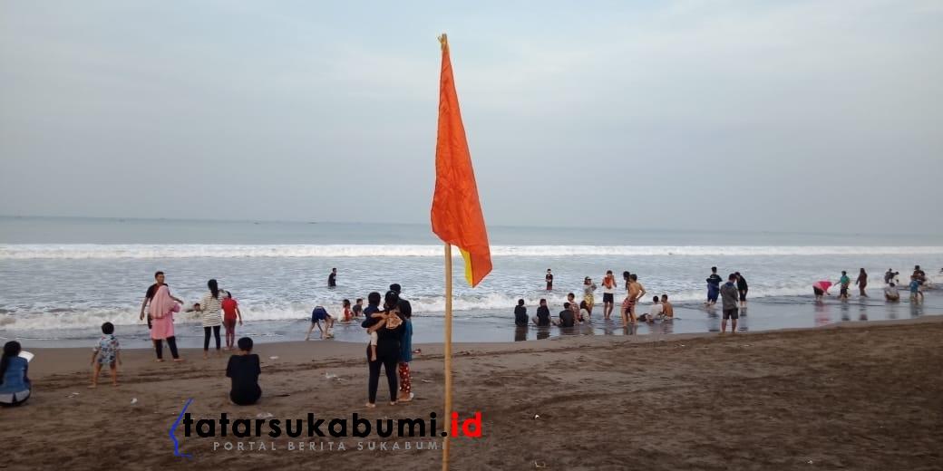 Life Guard Balawista Palabuhanratu Selamatkan 33 Korban Laka-laut