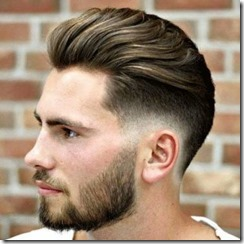 Low fade with wave mens haircuts