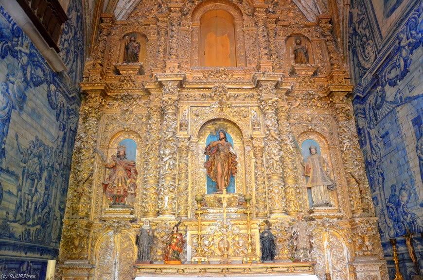 Sé Catedral de Lamego - Igreja-casa-m_e da Diocese de Lamego - Portugal (10)