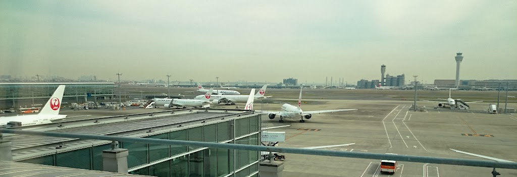JL%252520F%252520HND LHR 24 - REVIEW - JAL First Class Lounge, Tokyo Haneda Airport