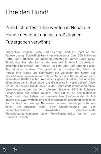 Partner Hund Magazin- screenshot thumbnail