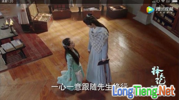 """""""Trạch Thiên Ký"""": Luhan đẹp đến mức che lấp cả đống sạn to đùng! - Ảnh 7."""