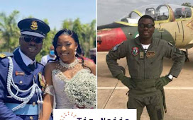 My Husband dreamt of Plane Crash before embarking on that Journey with the COAS- Wife of Late  Olufade