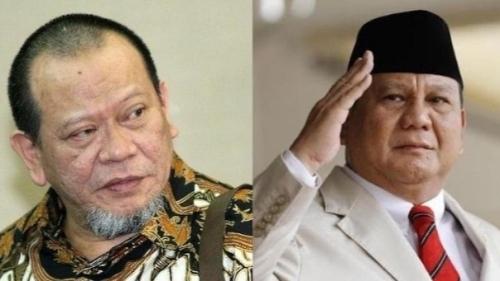 Gara-gara Kapal China Menyusup Masuk Indonesia, LaNyalla Tegur Prabowo.