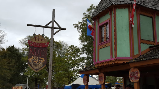 The King's Nuts at the Ohio Renaissance Festival
