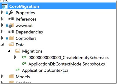 how to use entity framework with multiple databases