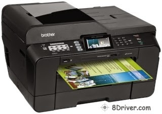 Get Brother MFC-J6910DW printer's driver, discover ways to setup