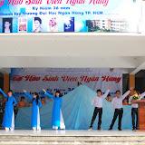 Chương trình văn nghệ Chào đón 36 năm thành lập trường Đại học Ngân Hàng TP HCM