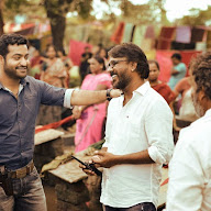 Temper Movie Working Stills