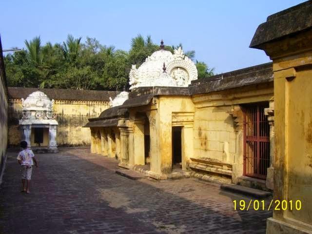 Sri Koteeswarar Temple, Thirukottaiyur, Kumbakonam - 275 Shiva Temples