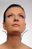 – SWAR-STRUKTURY naušnice - broušené sklo