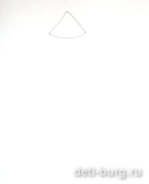 Рисуем треугольник