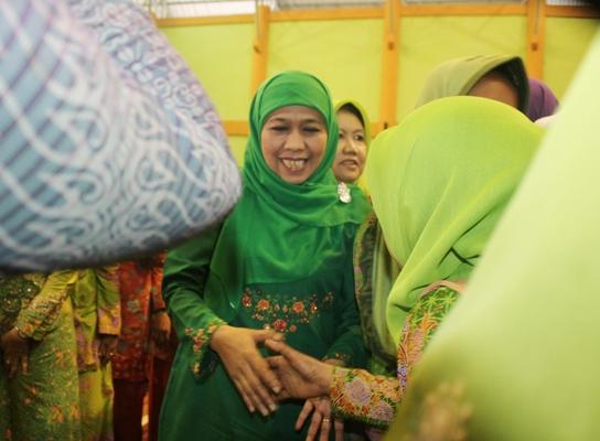 Kunjungi Ngawi, Mensos tekankan perlunya hukuman kebiri bagi para pelaku paedofil