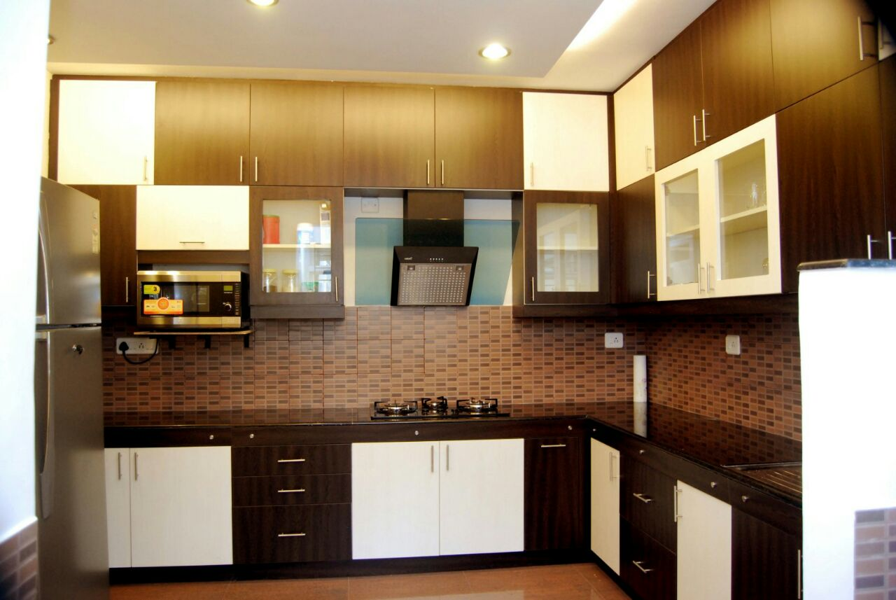 Contractors In Chennai Modern Kitchen Designs Modular Kitchens Kitchen Interiors