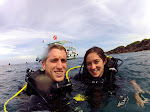 SCUBA diving Phu Quoc Island - Located just outside the Mekong River Delta, visibility only ranged between 4m and 6m but we still had a blast on our first ocean dive!