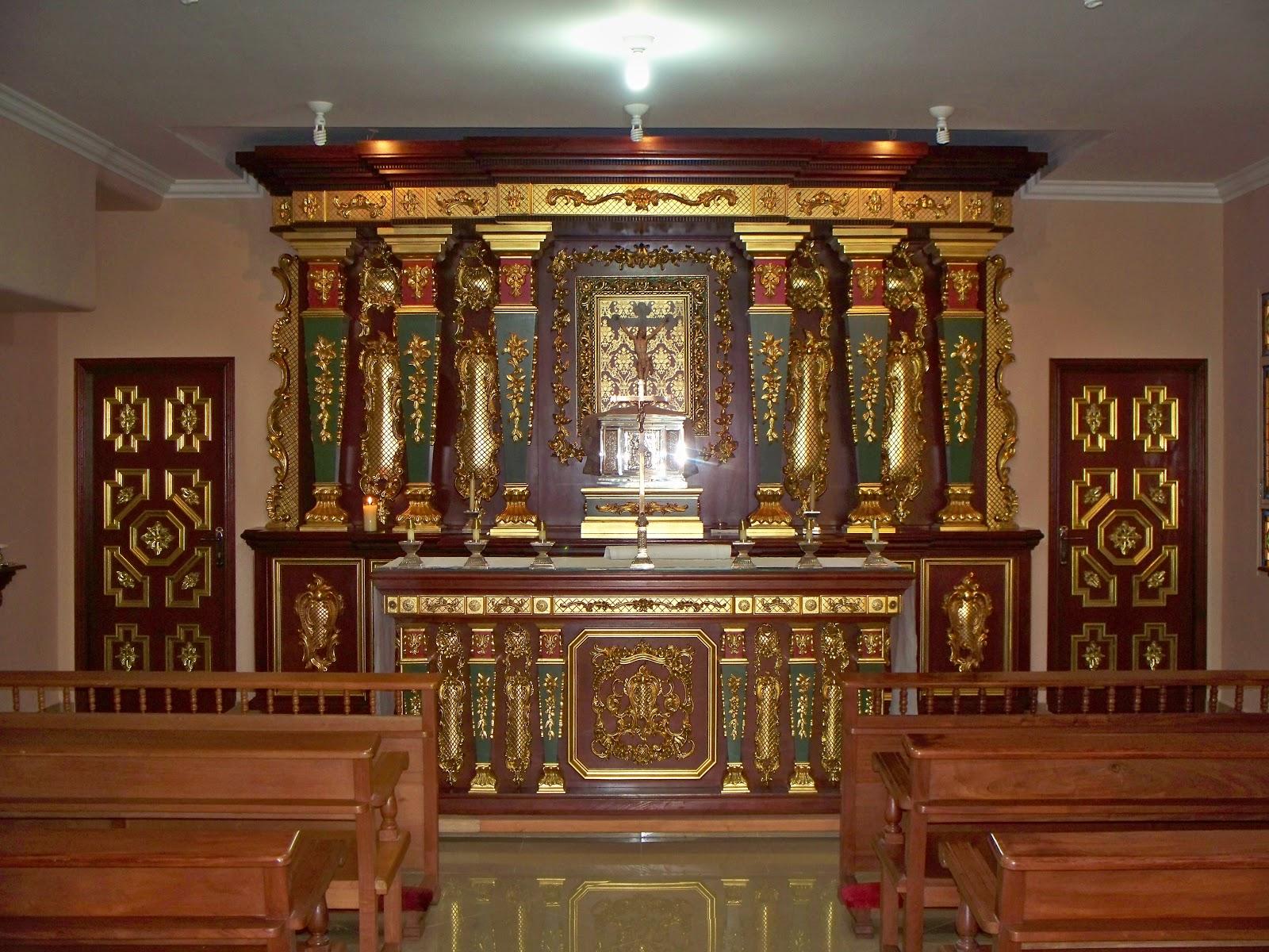 Oratorio centro cultural los bucares san cristobal edo for Arquitectura sacro