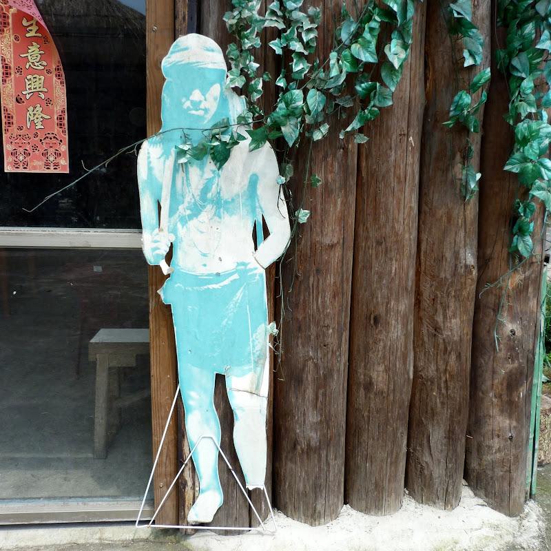Shanmei, en scooter. J 16 - P1190140.JPG