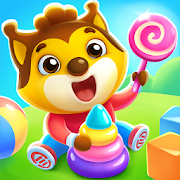 Shapes and Colors games for kids and toddlers 2-4